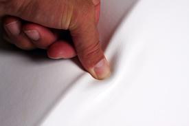 Elastische coating
