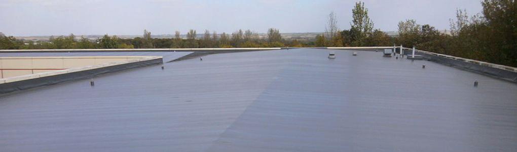 kunststof coating polyurea daken
