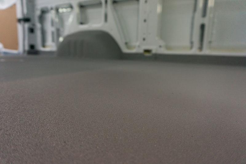 Alleen vloer coaten poly4u kunststof coatings liners - Vloer roller ...