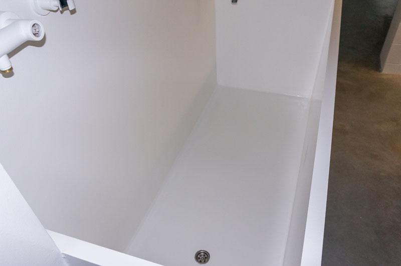 Waterdichte Coating Badkamer : Badkamer pu coating poly u