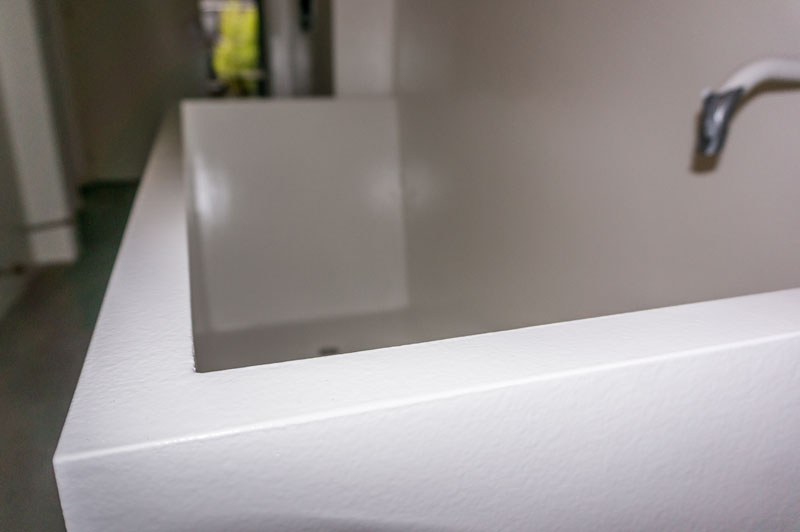 Nano Coating Badkamer : Badkamer pu coating poly u